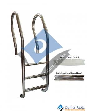 Tangga Stainles Steel Kolam Renang