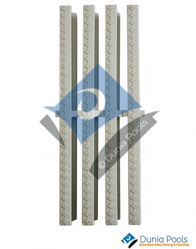 Grill-Grating Kolam Renang 1 Pin Lebar 30 CM